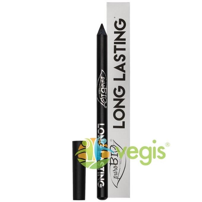 Creion de Ochi Kajal Negru Lunga Durata