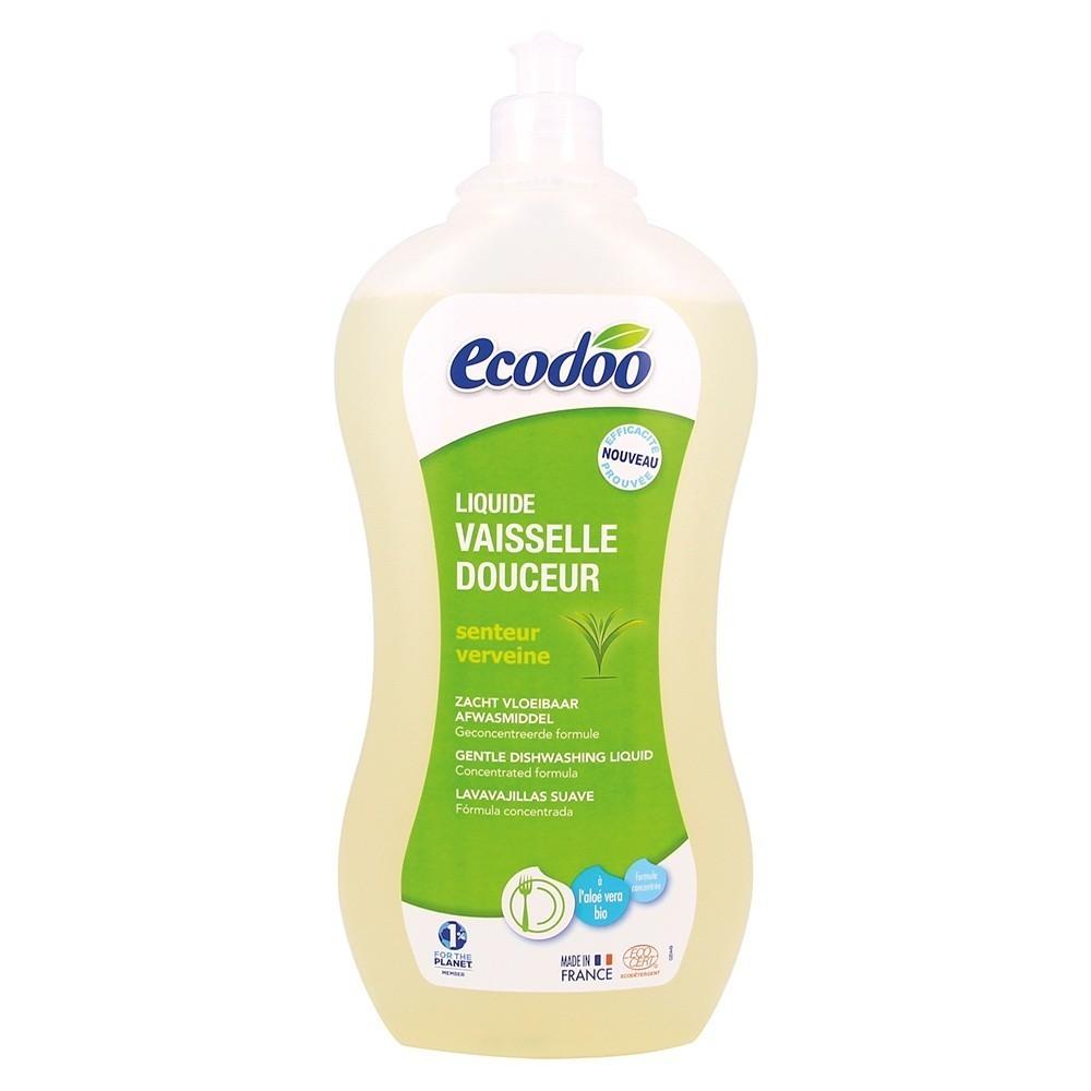 Detergent bio vase cu aloe vera si verbena 1L