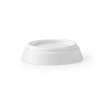 Amortizoare pentru masina de spalat, albe, 4 bucati, Nedis