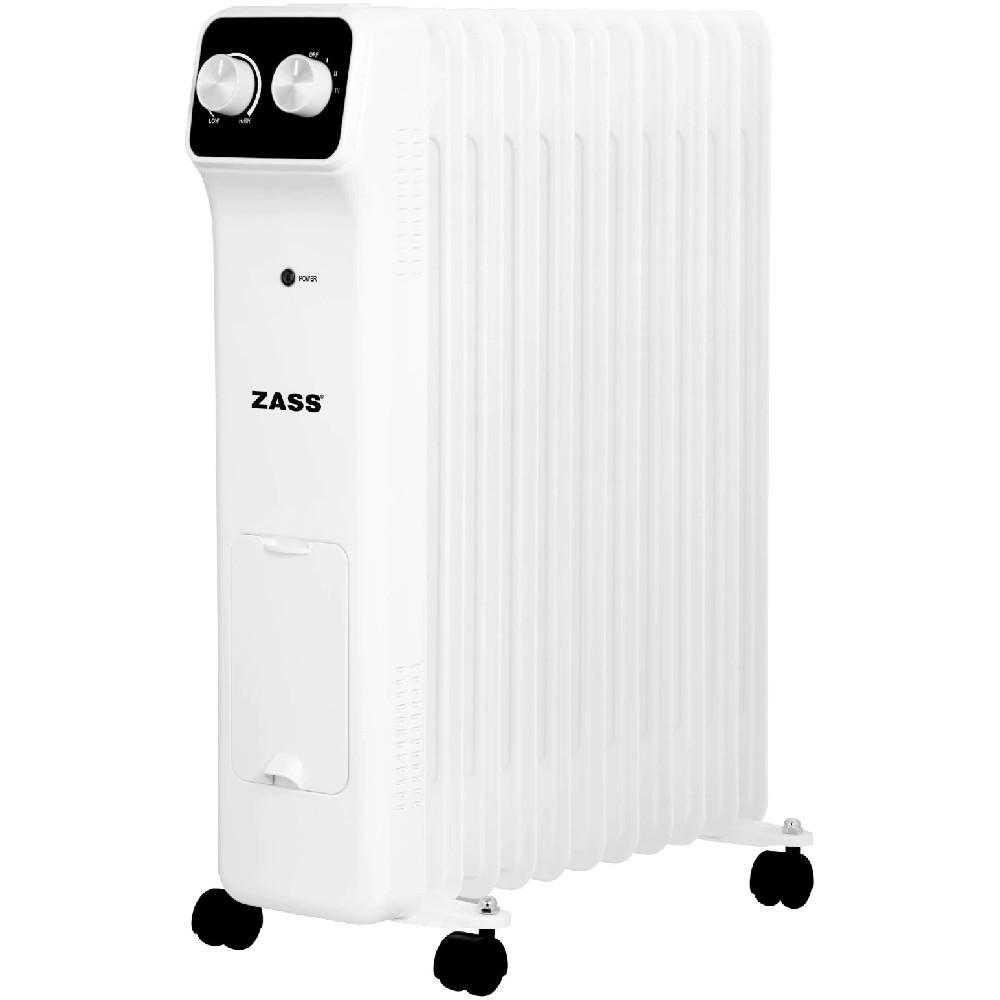 Calorifer electric Zass ZR 11 N, 2500 W, 11 elementi