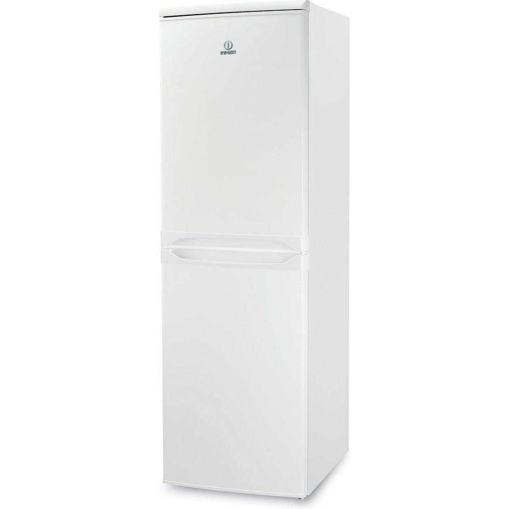 Combina frigorifica Indesit CAA 55 1, Low Frost, 235 l, Clasa A+