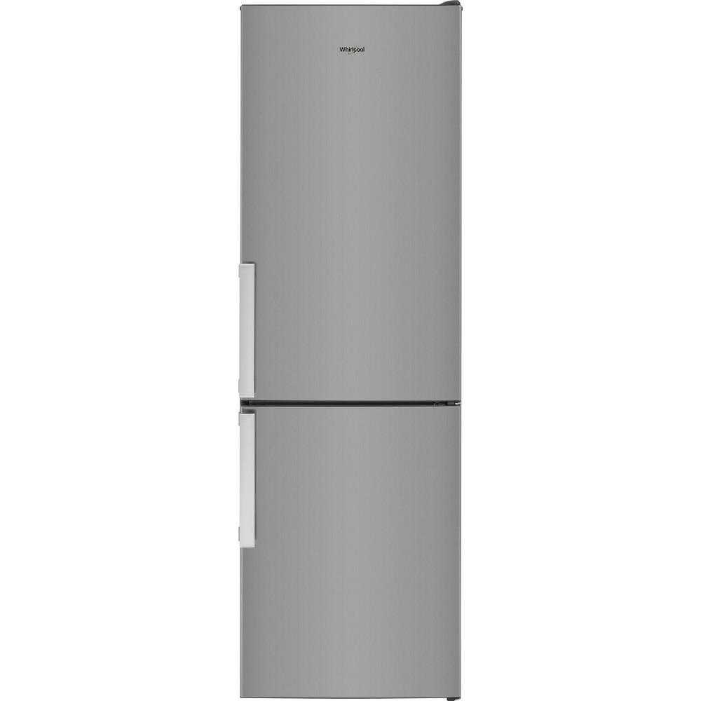 Combina frigorifica Whirlpool W5 811E OX H 1, Less Frost, 339 l, Clasa A+
