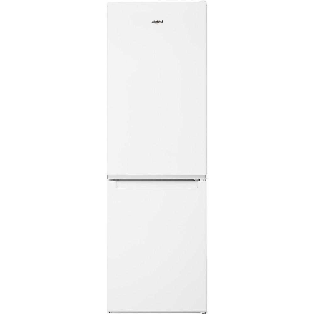 Combina frigorifica Whirlpool W5 811E W 1, Less Frost, 339 l, Clasa A+