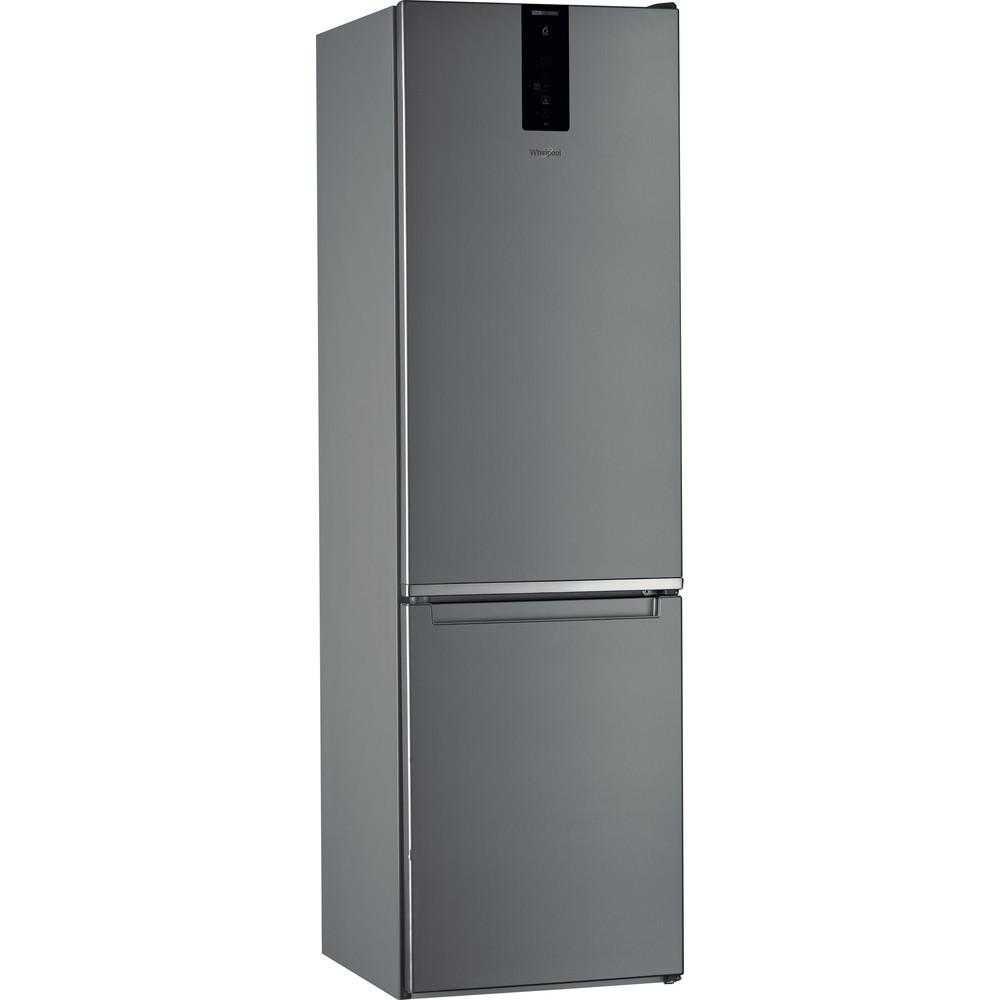 Combina frigorifica Whirlpool W9 921D OX 2, No Frost, 348 l, Clasa A++