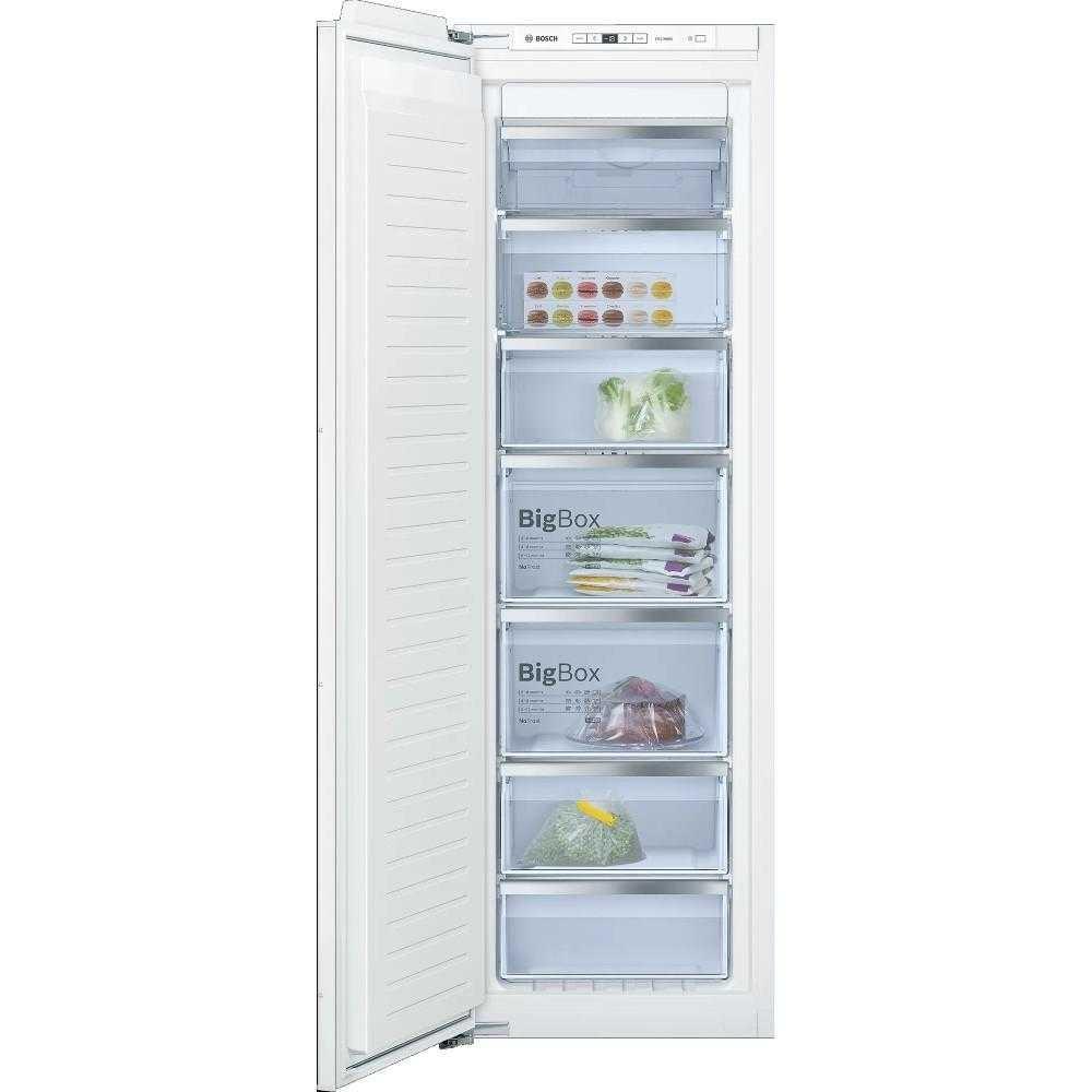 Congelator incorporabil Bosch GIN81AEF0, No Frost, 211 l, Clasa A++