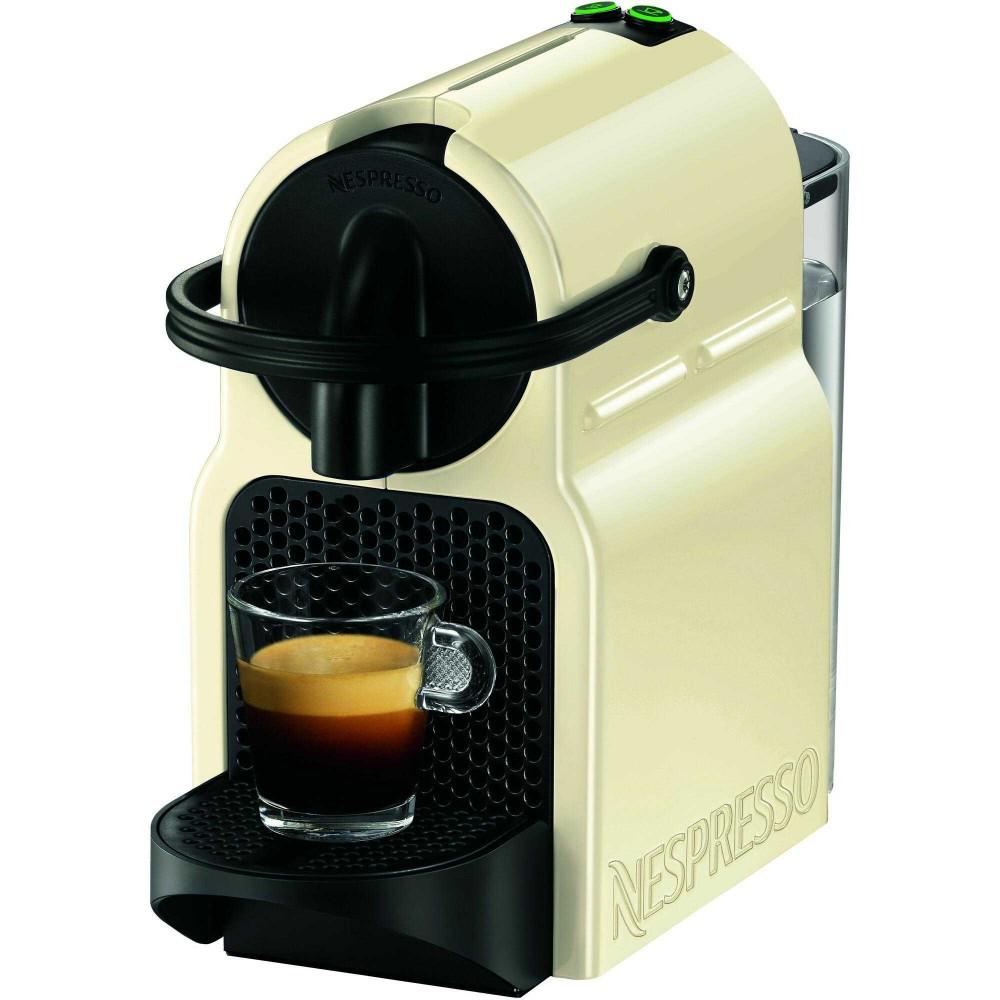 Espressor Nespresso Inissia D40, 1260 W, 0.7 L, 19 bar, Crem