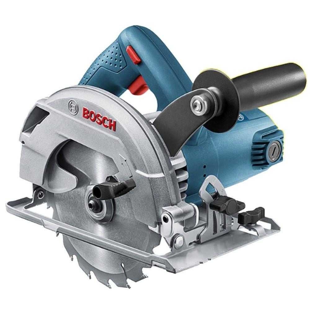 Fierastrau circular Bosch GKS 600, 1200 W, 5200 RPM