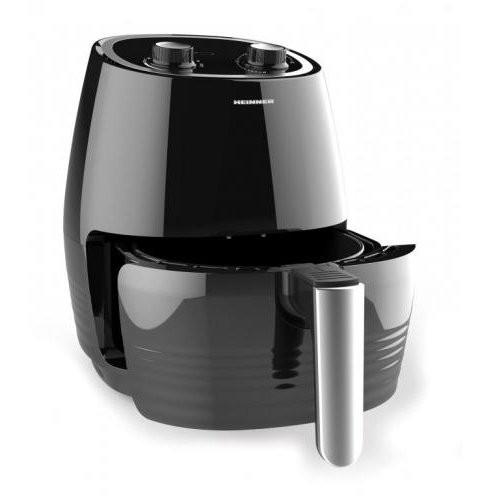 Friteuza cu aer cald HAF-1250BK Nelle 1250W 2.5 litri Negru