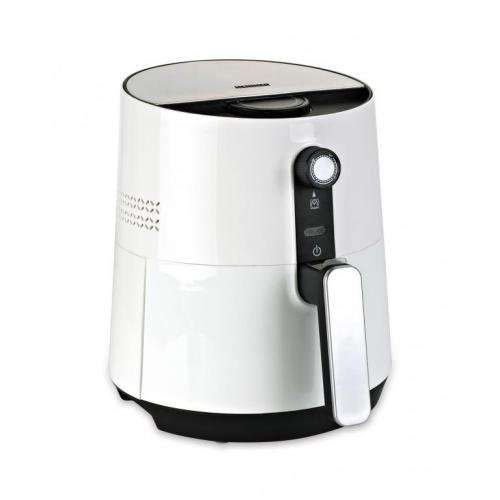 Friteuza cu aer cald Sirocco 1300 HAF-1300WH 3.6 litri cos 2.6 litri Alb