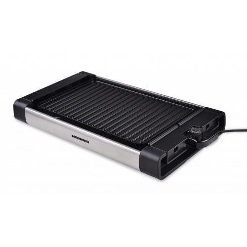 Gratar electric HEG-F1800 1800W Negru