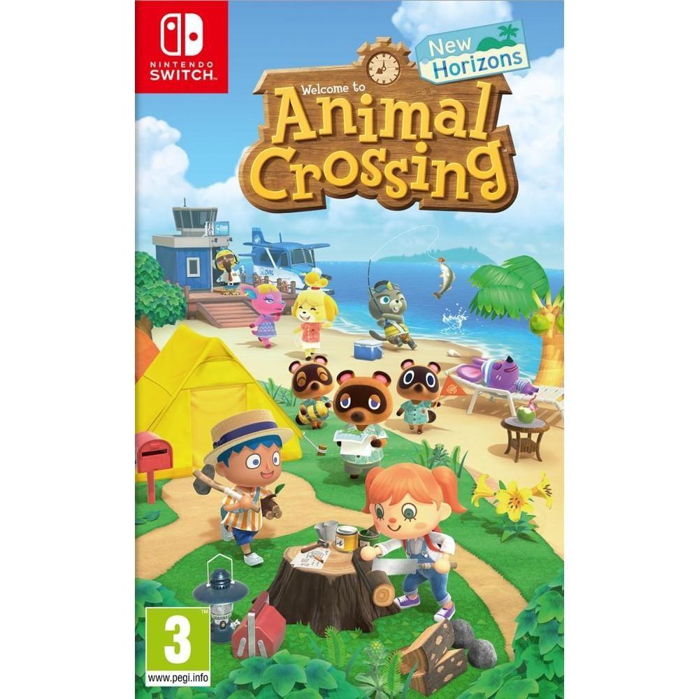 Joc Nintendo Switch Animal Crossing New Horizons