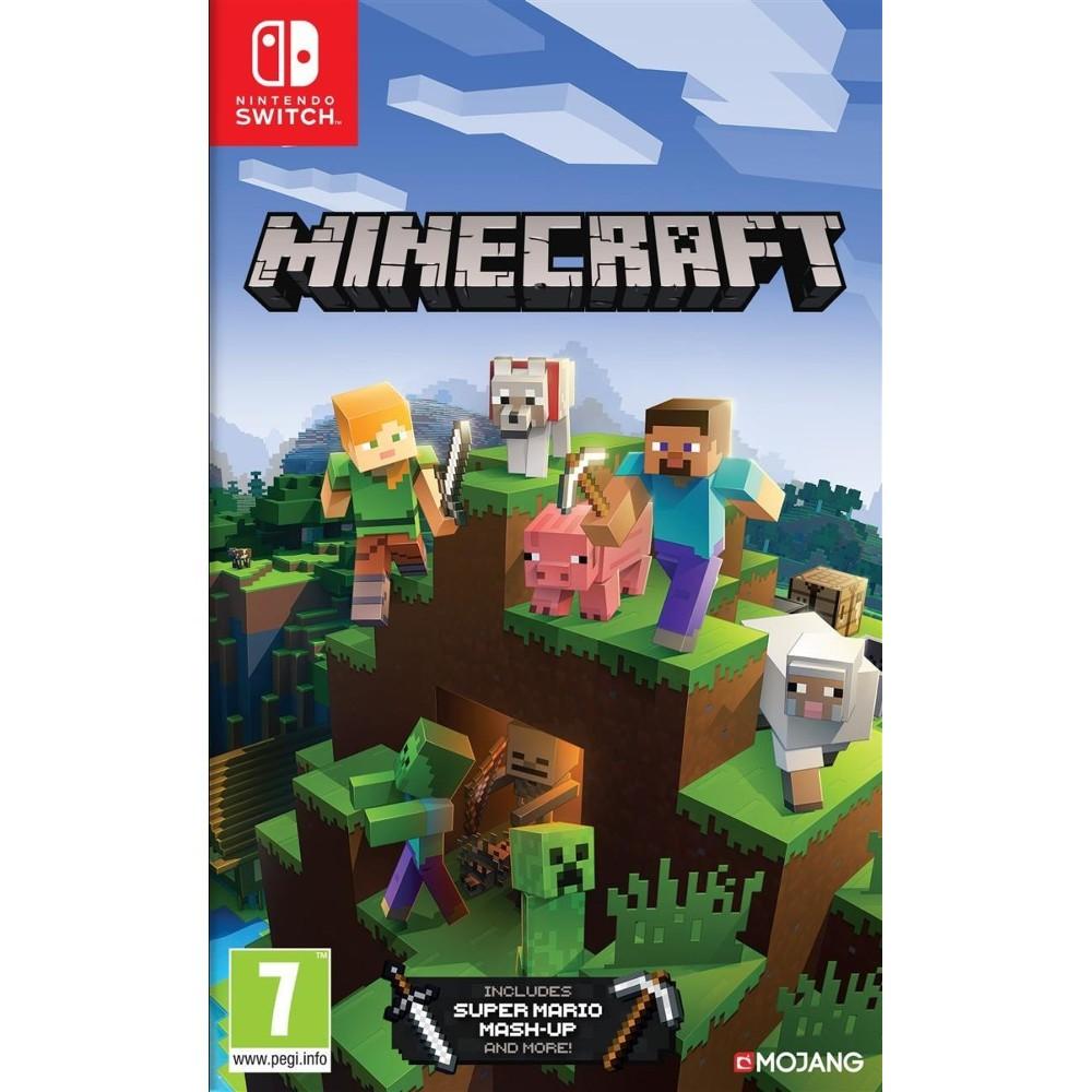 Joc Nintendo Switch Minecraft