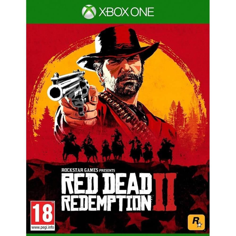 Joc Xbox One Red Dead Redemption 2