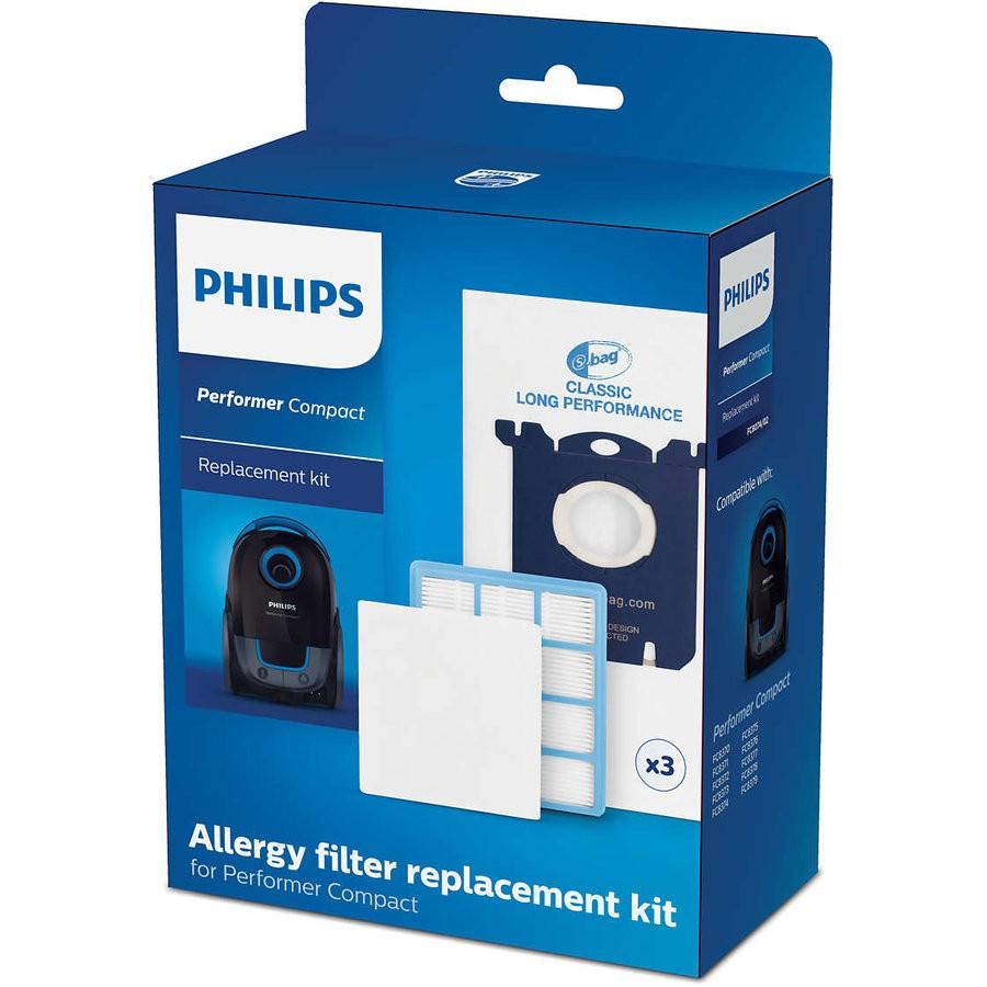Kit de schimb pentru aspirator FC8074/02 Performer Compact