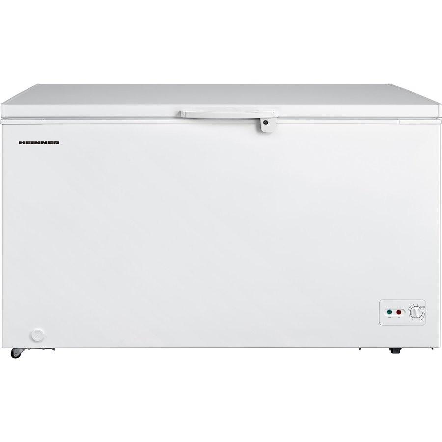 Lada frigorifica HCF-M418CA+ 418 Litri Clasa A+ Alb