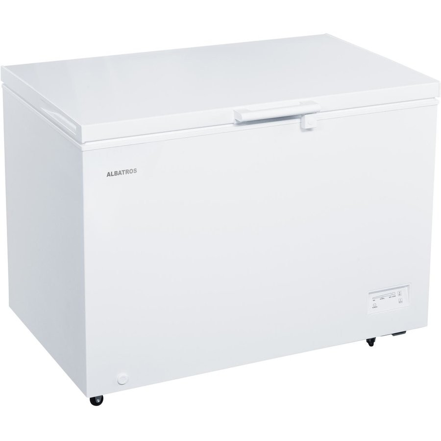 Lada frigorifica LA380A+ 380 litri Fast Freeze A+ Alb