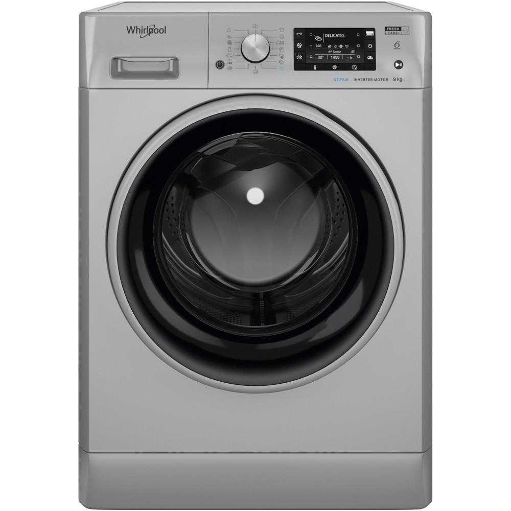 Masina de spalat rufe Whirlpool FFD 9448 SBSV EU, 1400 RPM, 9 kg, Clasa A+++