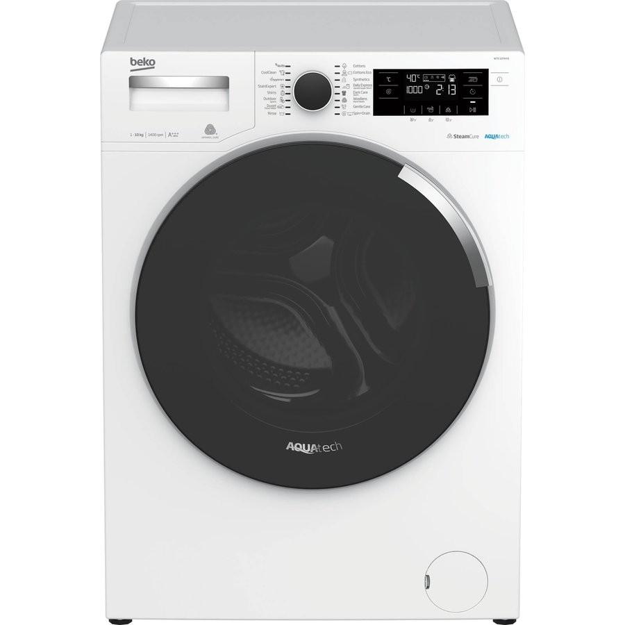 Masina de spalat rufe WTE10744N 10kg 1400 RPM Clasa A+++ Alb