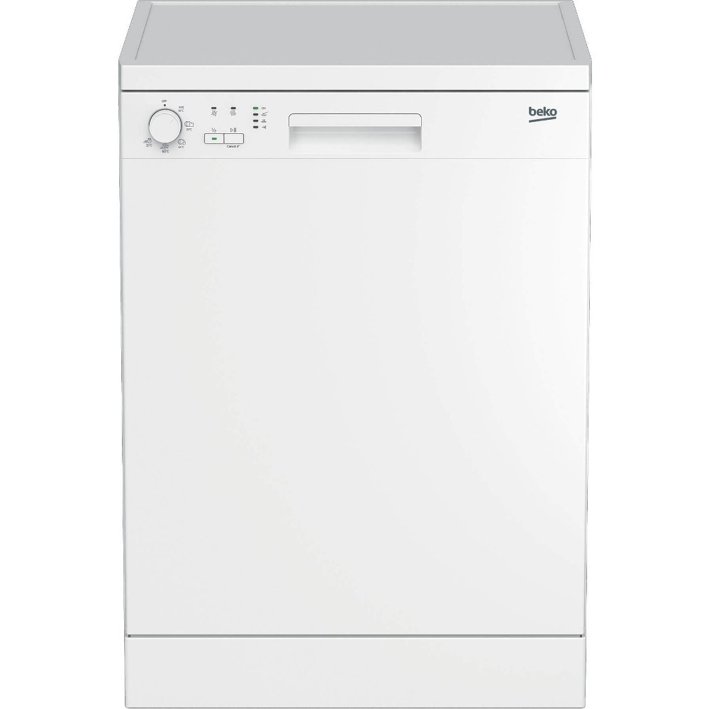 Masina de spalat vase Beko DFN05311W, 13 seturi, 5 programe, Clasa A+