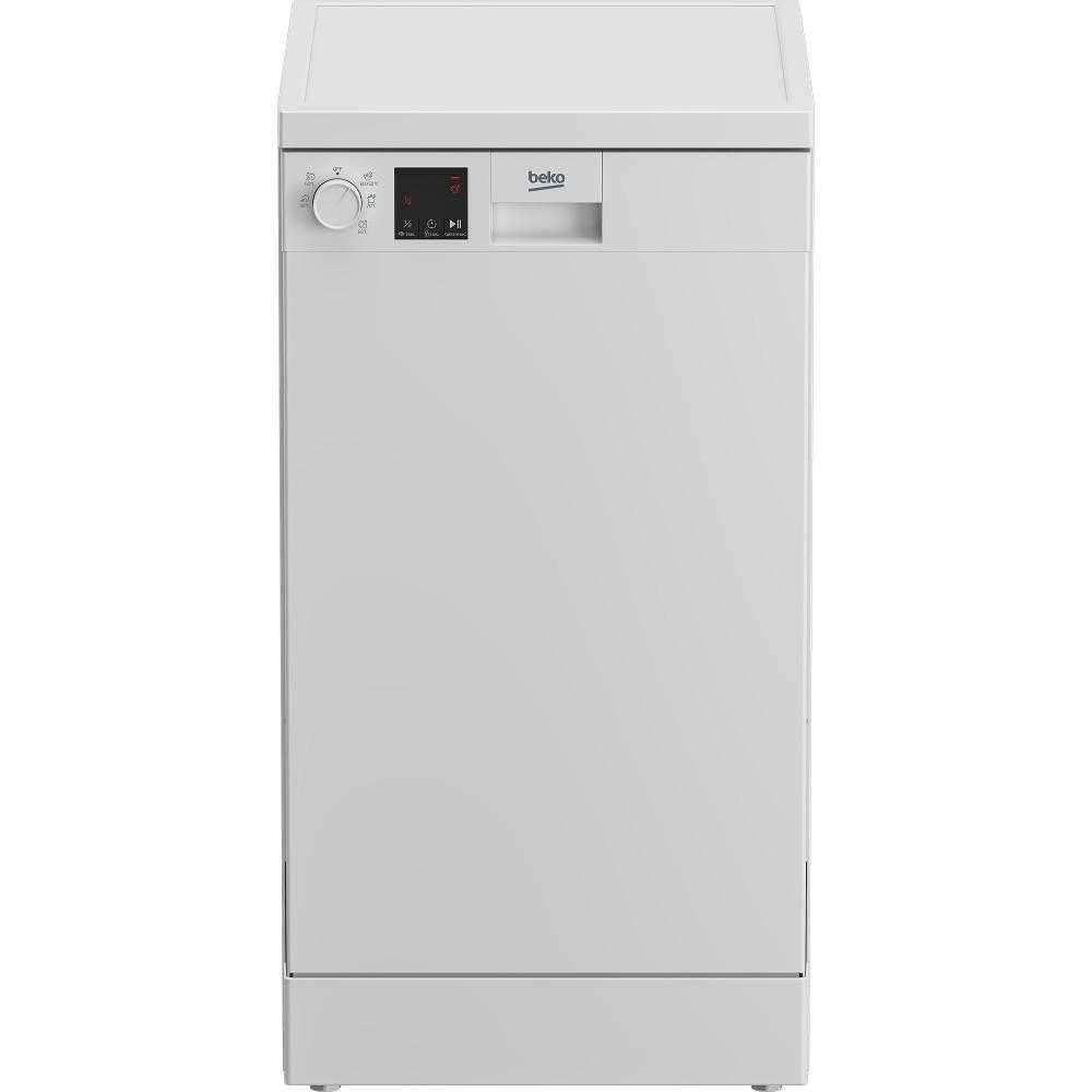 Masina de spalat vase Beko DVS05024W, 10 seturi, 5 programe, Clasa A++