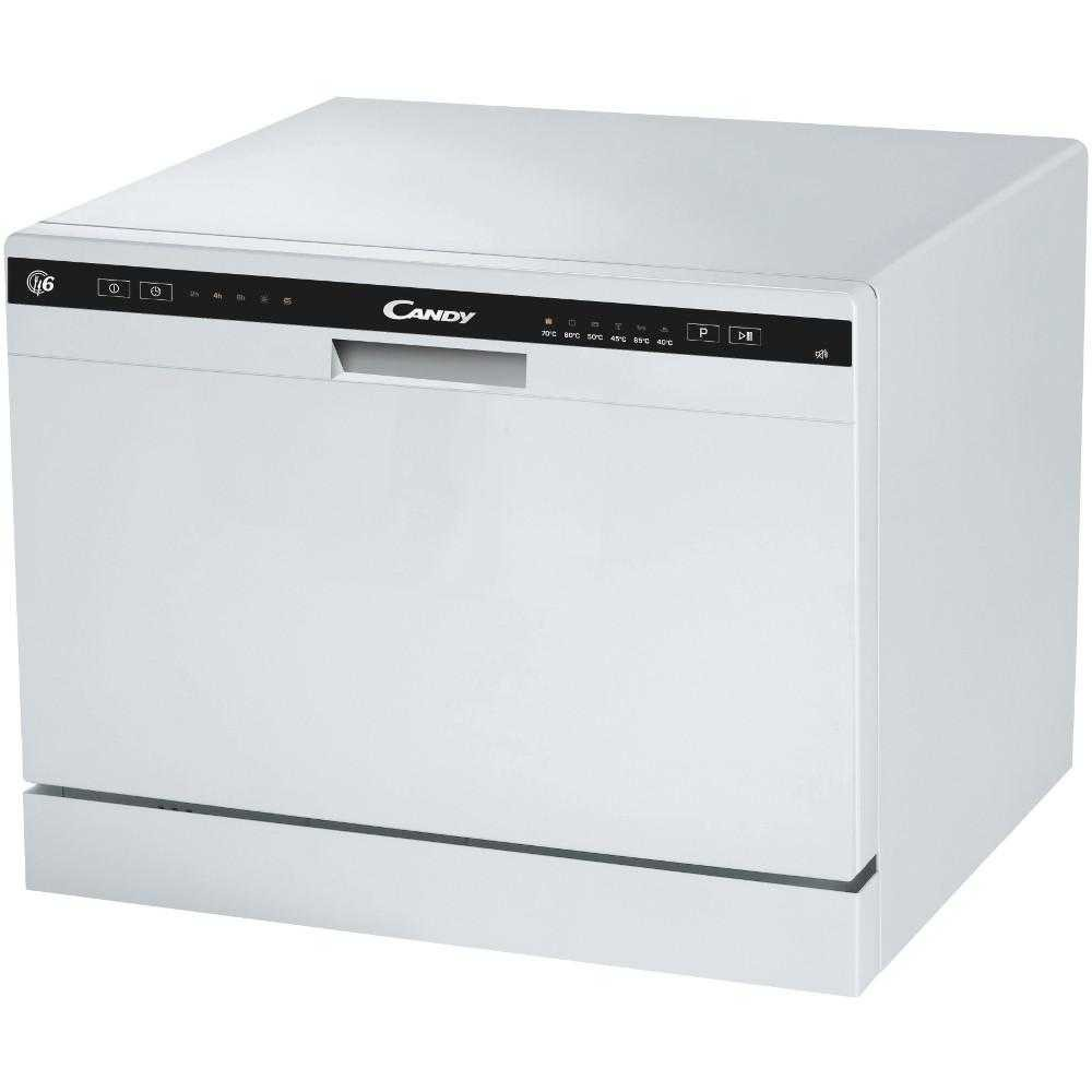 Masina de spalat vase Candy CDCP 6, 6 seturi, 6 programe, Clasa F, (clasificare energetica veche Clasa )