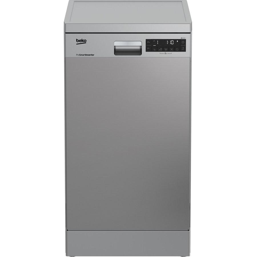 Masina de spalat vase DFS28131X 11 seturi 8 programe Clasa A+++ Argintiu