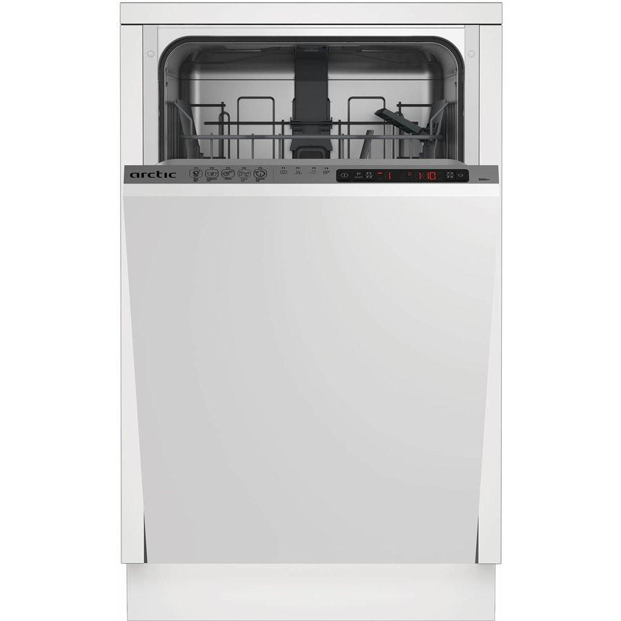 Masina de spalat vase incorporabila BI45A++ 5 programe 10 seturi Clasa A++ Alb