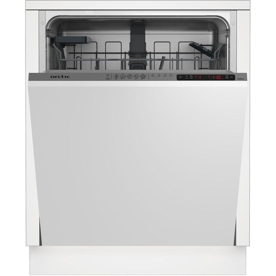 Masina de spalat vase incorporabila DBI64A+ 5 programe 14 seturi Clasa A+ Gri