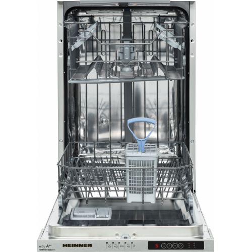 Masina de spalat vase incorporabila HDW-BI4505A++ 10 seturi 5 programe Clasa A++ Alb