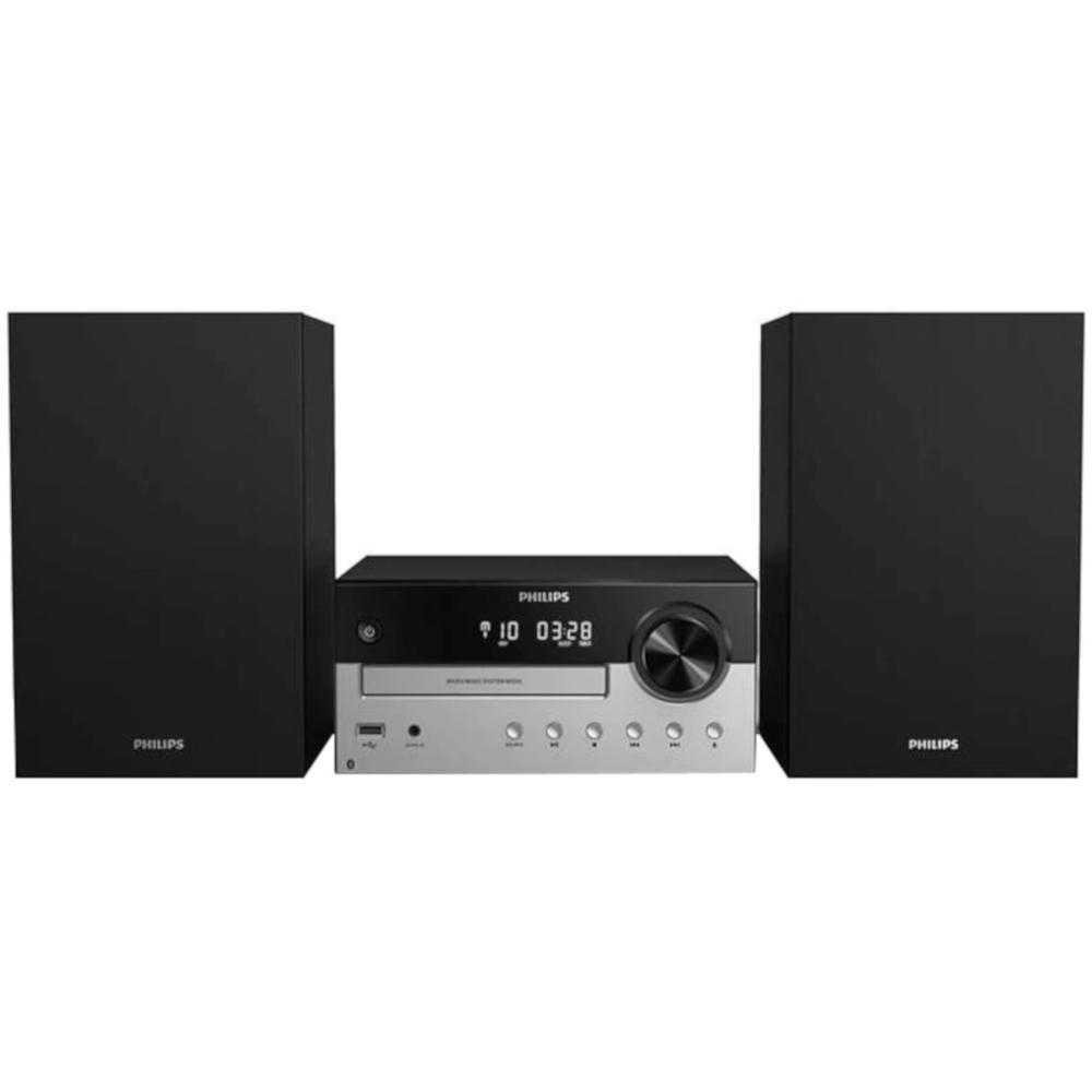 Microsistem audio Philips,TAM4205/12, Bluetooth, Negru