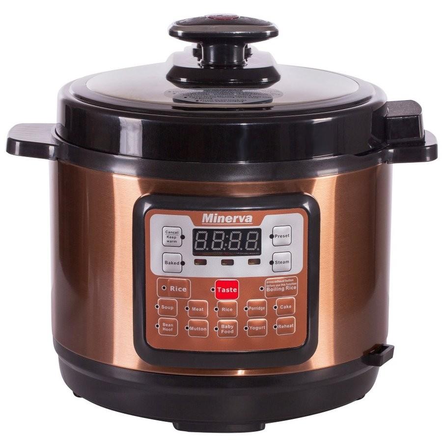 Multicooker Experience D508 5 Litri 900W Maro