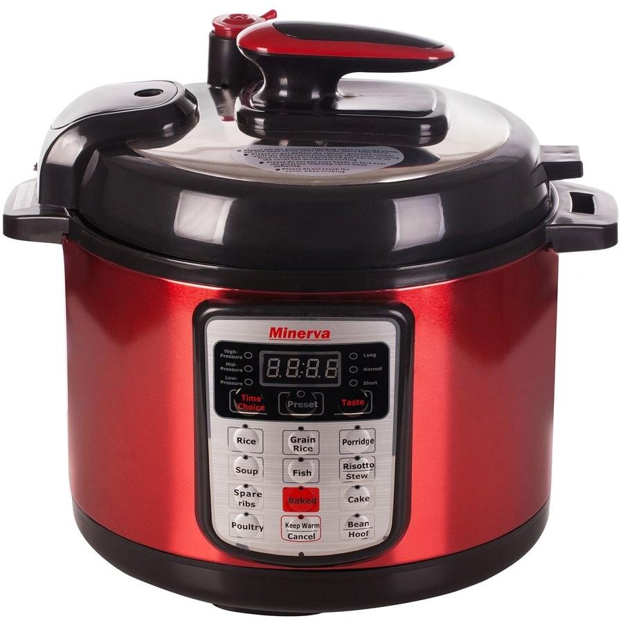 Multicooker Experience D511 5 Litri 900W Rosu