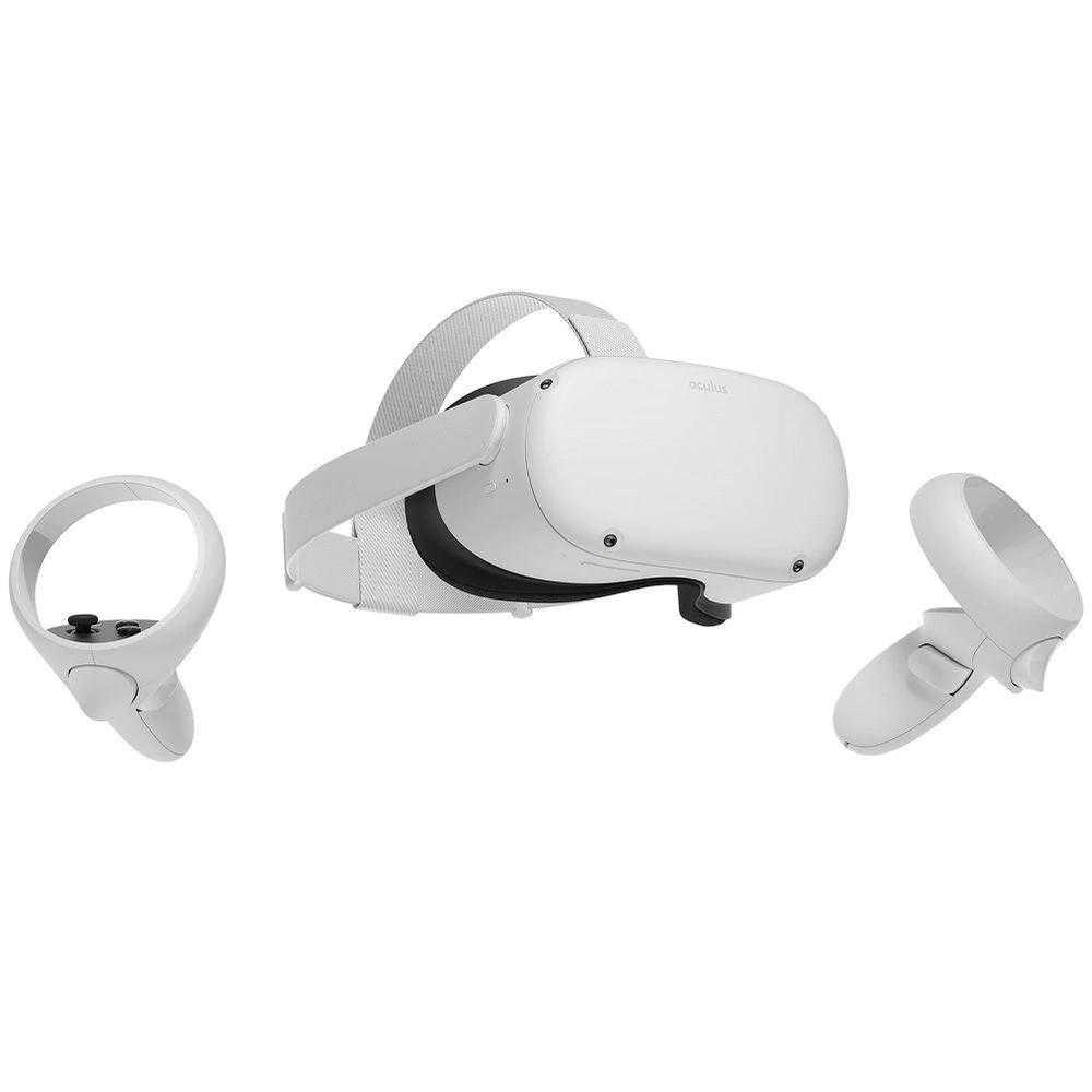 Ochelari VR Oculus Quest ll, 64GB, Alb