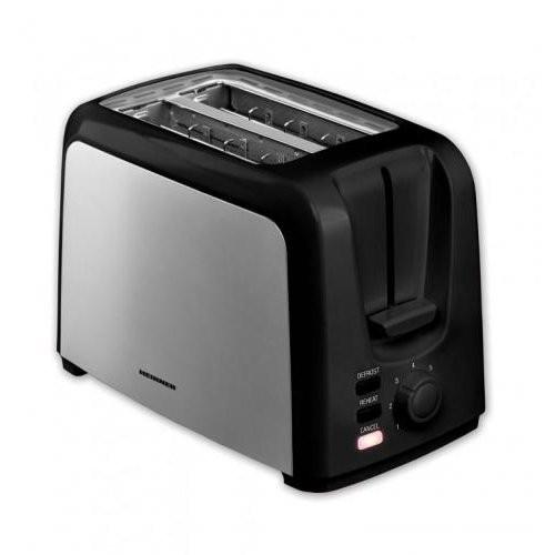 Prajitor de paine Tasty 700 HTP-700BKSS 750W Negru / Argintiu
