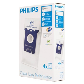 Sac aspirator material sintetic, pt Philips, set 4 buc, Philips