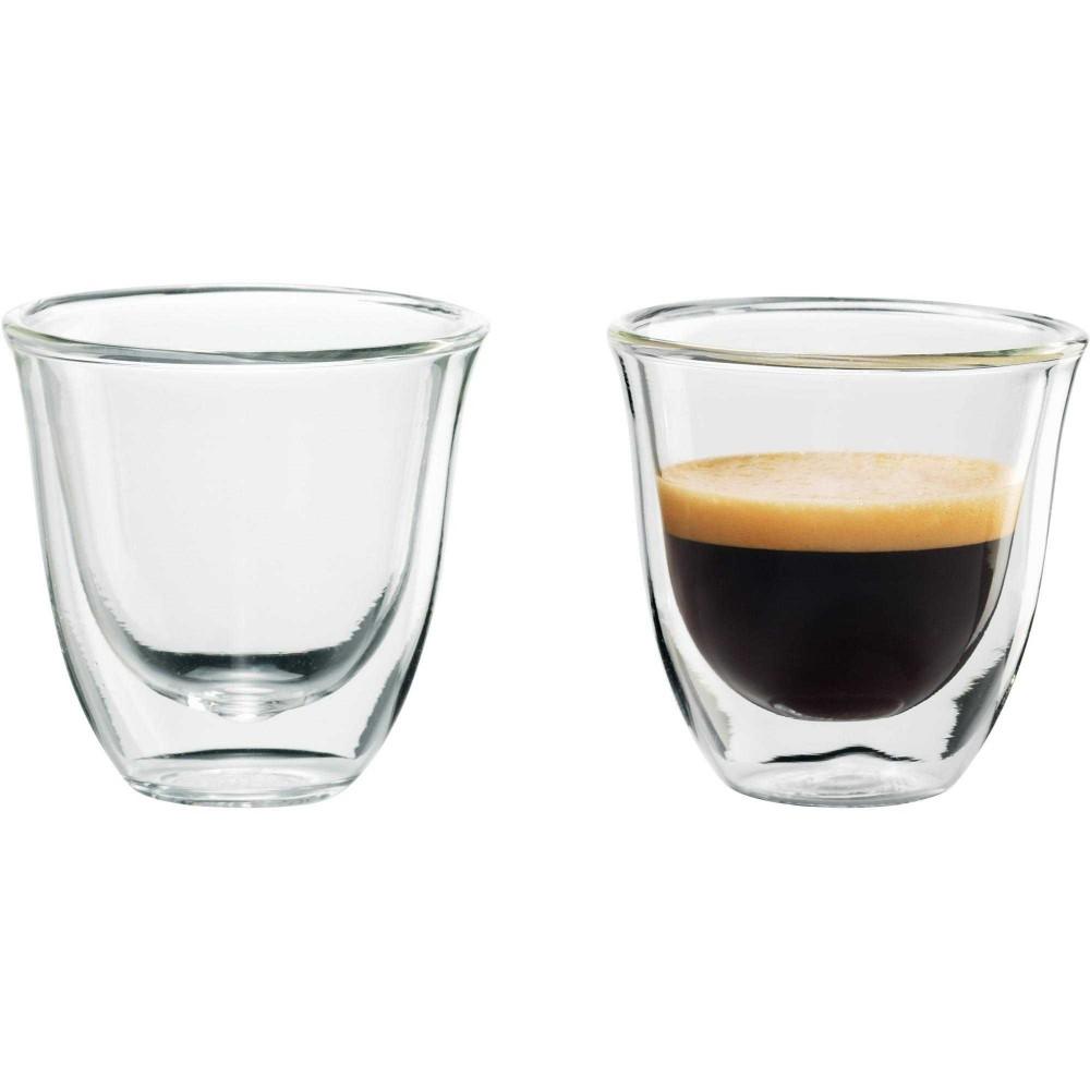 Set 2 Pahare Espresso DeLonghi, 60 ml