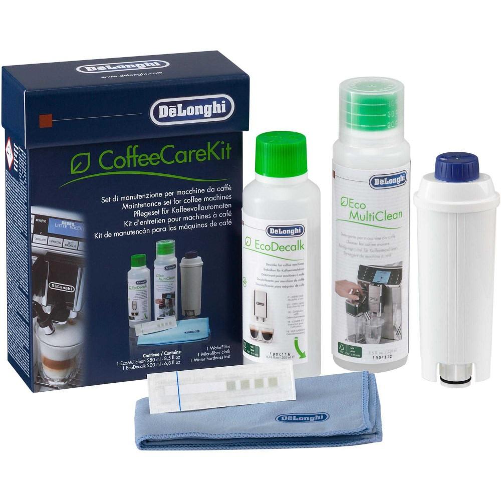Set pentru curatare si intretinere espressoare DeLonghi DLSC306