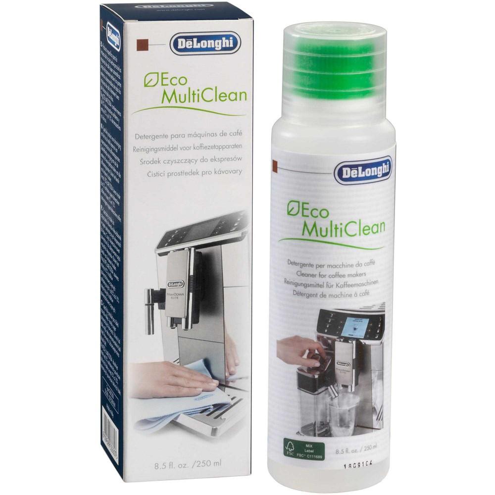 Solutie pentru curatare espressoare DeLonghi Eco Multiclean DLSC550, 250 ml