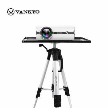 Stand videoproiector Vankyo PT20, alb