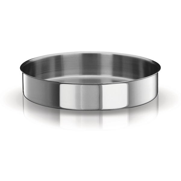 Tava rotunda Inox 38 cm