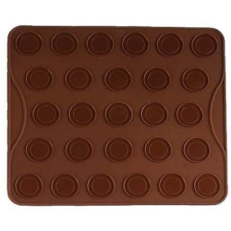 Tava silicon Macarons/Fursecuri 27 de forme