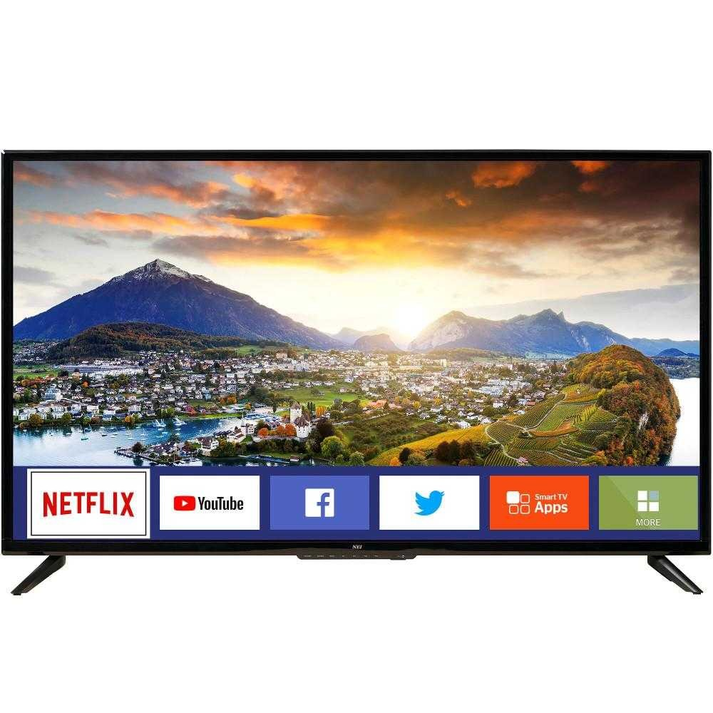 Televizor Smart LED, NEI 39NE4700, 98 cm, HD