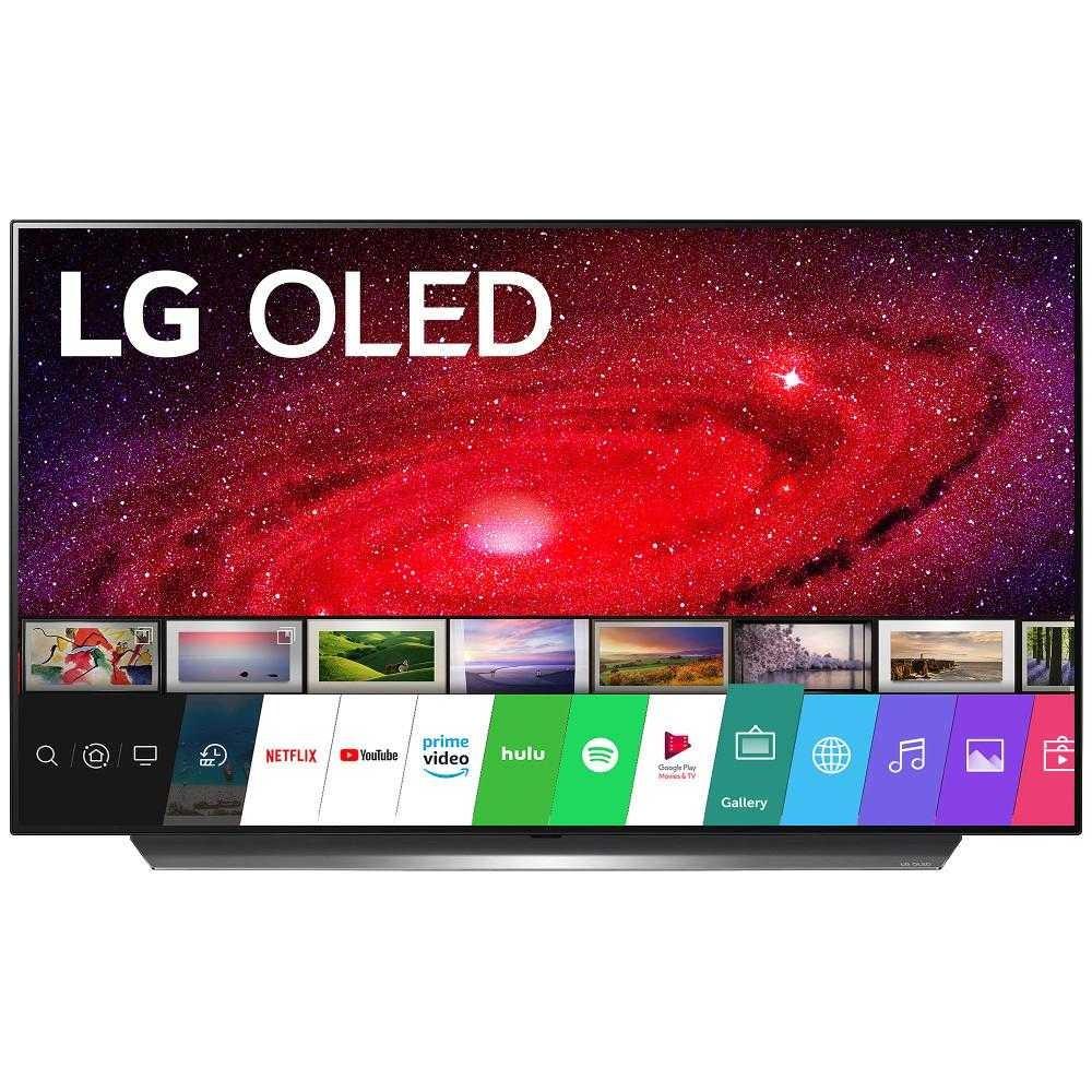 Televizor Smart OLED, LG OLED48CX3LB, 122 cm, Ultra HD 4K