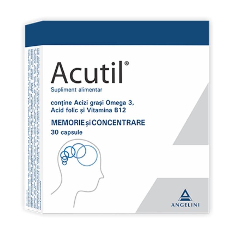 Acutil, 30 cps