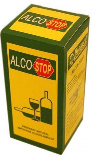 Antialcool, Biomed, 100ml