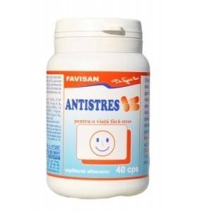 Antistres, 40 cps