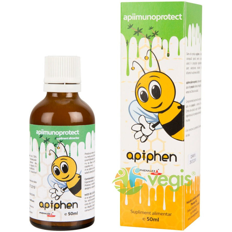 Apiphen Apiimunoprotect 50ml