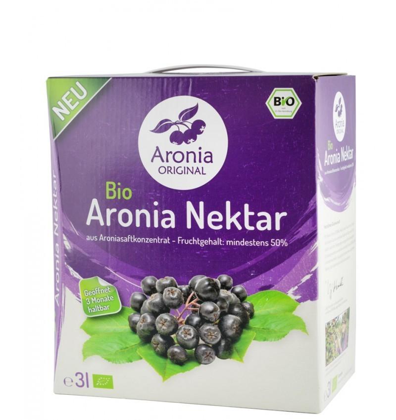 Aronia Nectar Bio, 3 L
