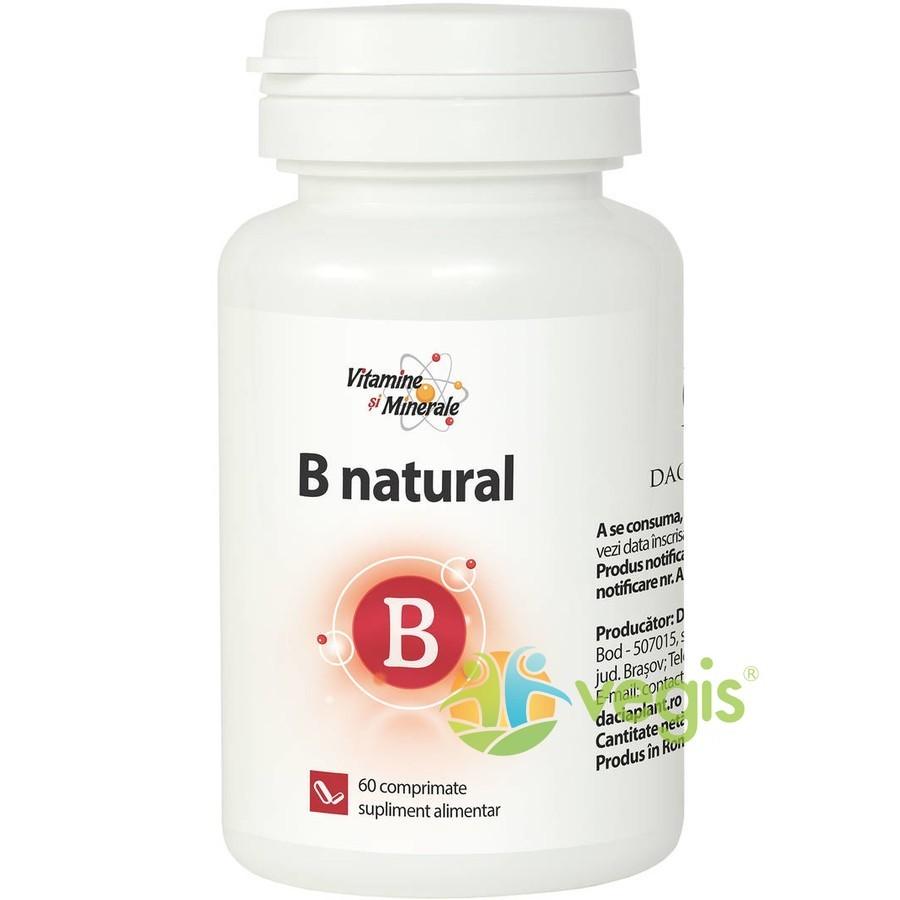 B Natural 60Cpr