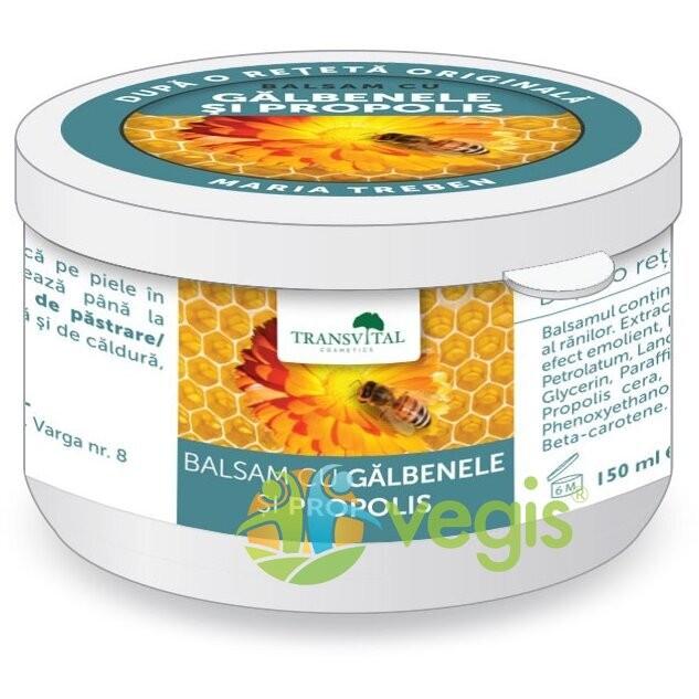 Balsam cu Galbenele si Propolis 150ml